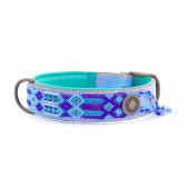 Hondenhalsband Blue Gipsy Collection