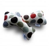 Hondenbot Spots Rood
