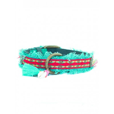 Hondenhalsband Ruby